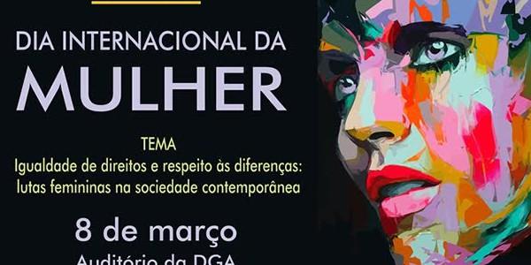 Convite – Dia Internacional da Mulher