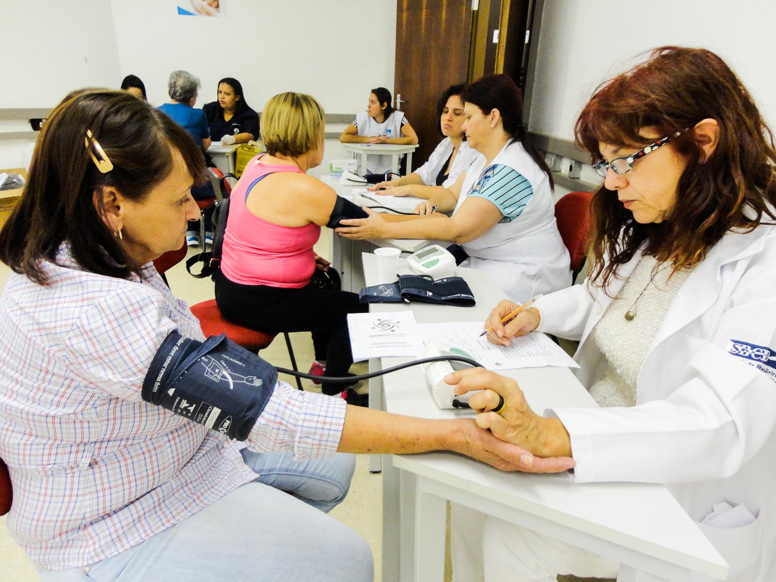 Circuito Saude E Vida : Cecom realiza circuito de saúde com alunos da universidade