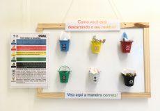 GGAC retoma Campanha de Conscientização de Descarte de Resíduos
