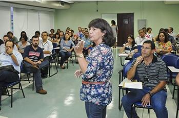 Reitoria e Grupo de Trabalho de Combate à Dengue realizam reunião