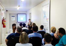 Programa de Saúde nas Unidades realiza palestra no CEMIB