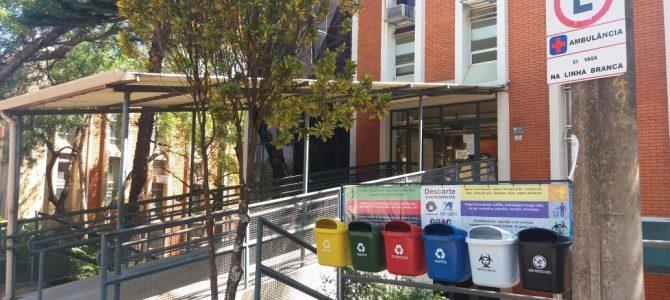 CECOM realiza Campanha de Descarte de Resíduos com usuários