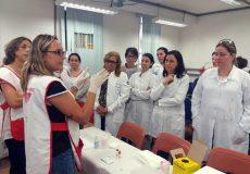 CTA promove a 4ª Capacitação para Realização de Testes Rápidos